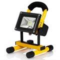 Luces de inundación 10 W led proyector USB 5 V luz de inundación portable lámpara blanco fresco blanco caliente IP65 proyector exterior