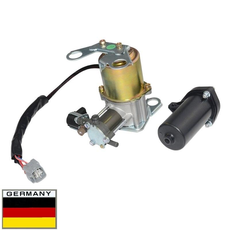 Suspensión de aire de la bomba del compresor + secador para Toyota Land Cruiser Prado 4 Runner Lexus GX470 GX460 4891060021, 48910-60041 4891060020