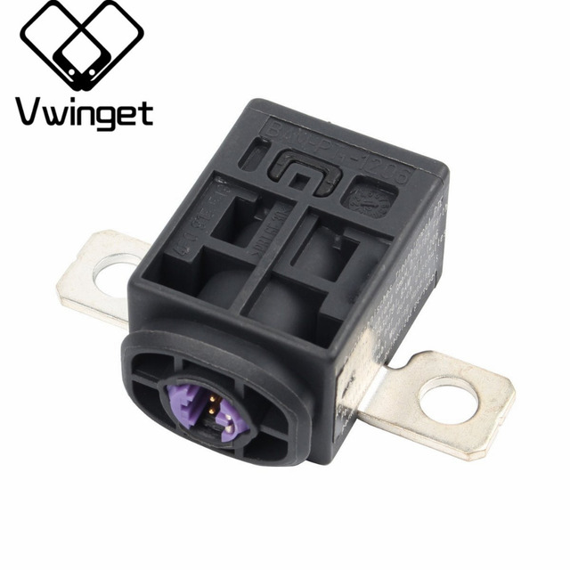 4f0915519 new battery fuse box overload protection trip black for vw rh aliexpress com Audi A4 Battery Audi Battery