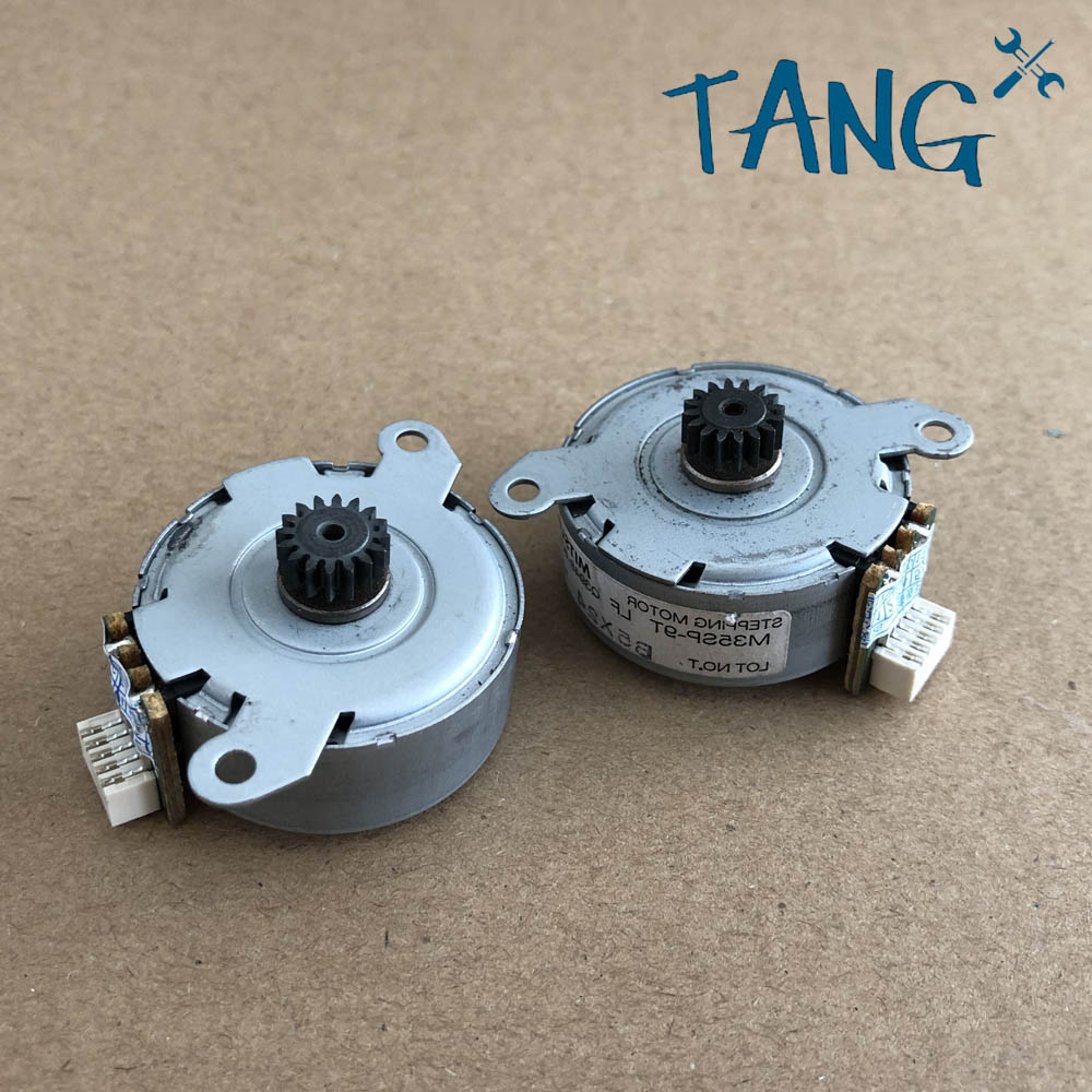 2pcs For HP 2727NF 1522 2727 3050 3030 3020 2840 3055 3390 3392 <font><b>3052</b></font> 1522N 1522nf Scanner Motor Q3066-60222 Q3948-60186 image