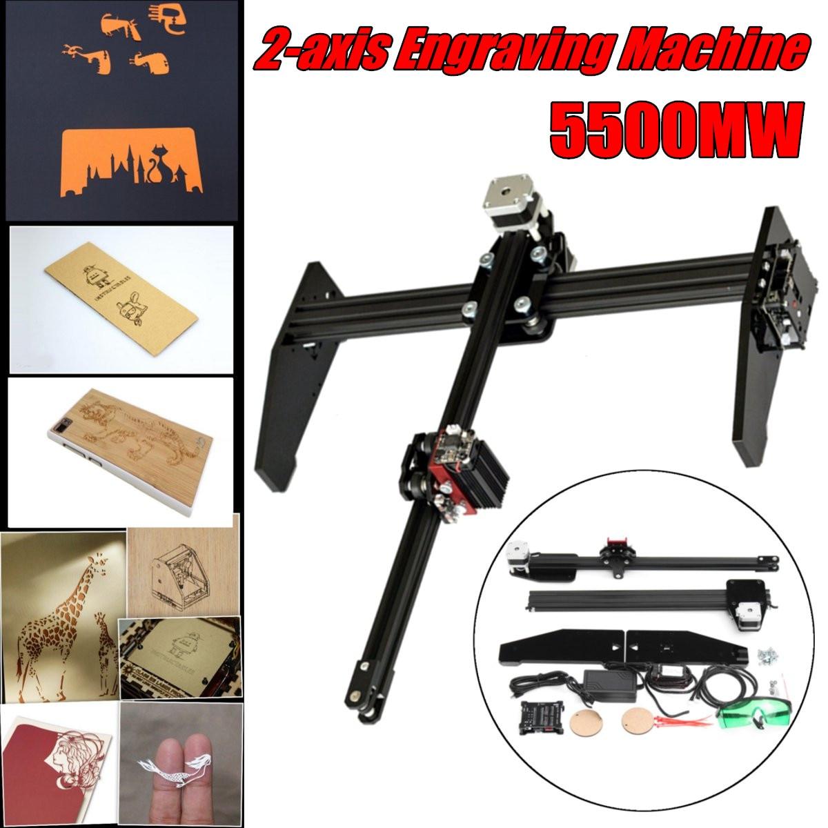 все цены на 2 Axis Diy Laser Engraving Machine,cnc Carver Cutter,metal Engrave Marking Machine,metal Carving Machine,advanced Toys онлайн