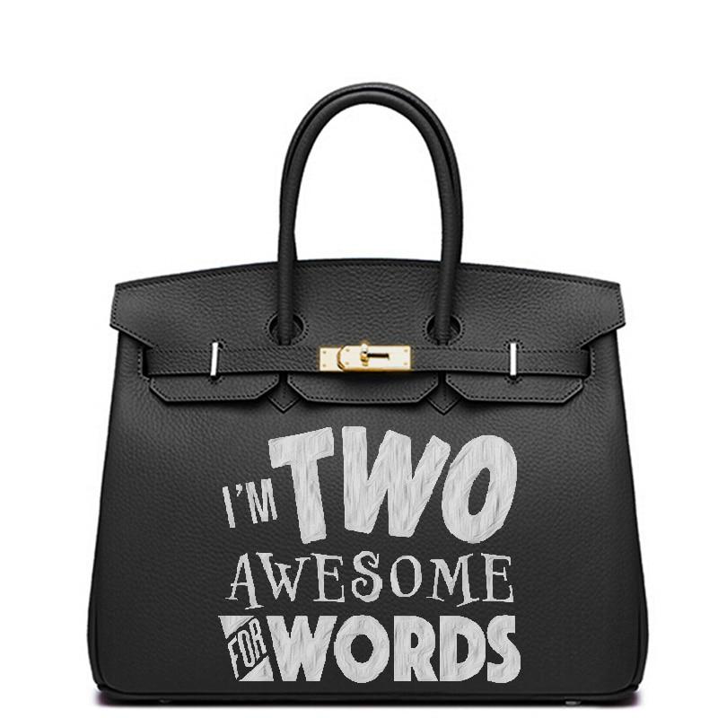 Art Hand Drawing Graffiti Women Bags Cow Leather Crossbody Bag Big Togo Genuine Leather Handbag For Women Fun idea letters bags цены