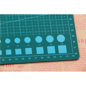Image 4 - A3 A4 A5 PVC Cutting Mat Pad Patchwork Cut Pad A3 Patchwork Tools Manual DIY Tool Cutting Board Double sided Self healing