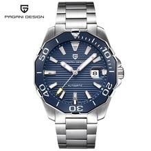 Relogio Masculino 2017 PAGANI DESIGN Herren Automatische Mechanische Uhren Männer Military Sport Leuchtende Uhr Männliche Uhr Armbanduhr