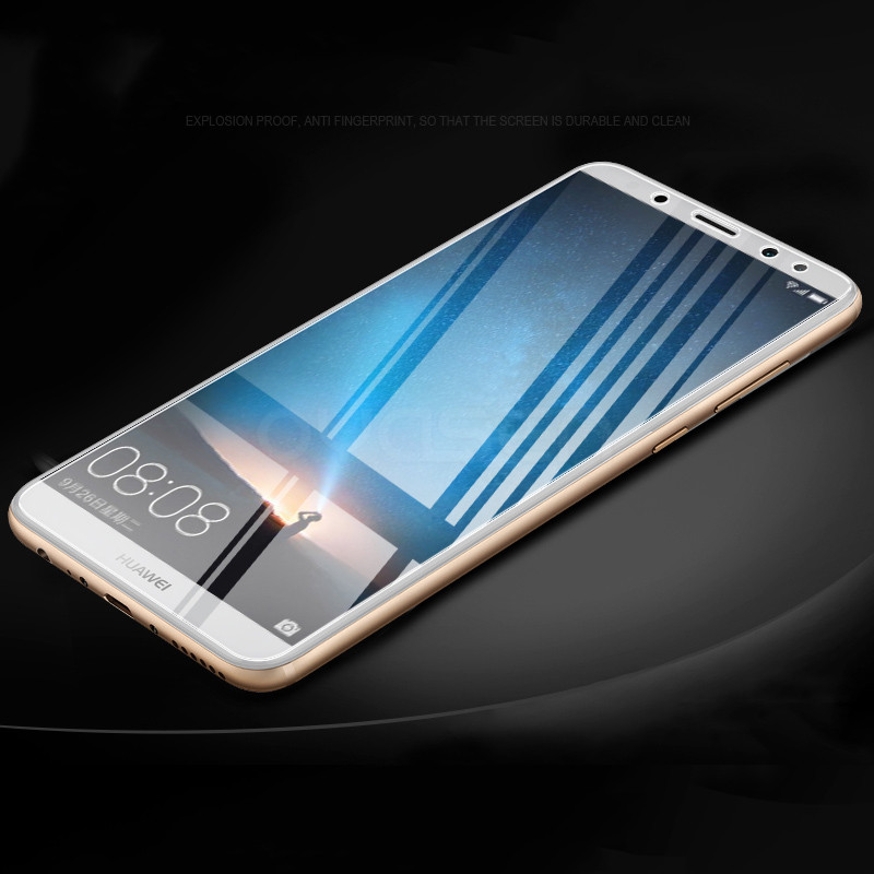 Tempered Glass Film For Huawei Mate 10 Lite Pro 9H Explosion proof Anti Blue Light Screen Protector For Huawei Mate 10 Lite in Phone Screen Protectors from Cellphones Telecommunications