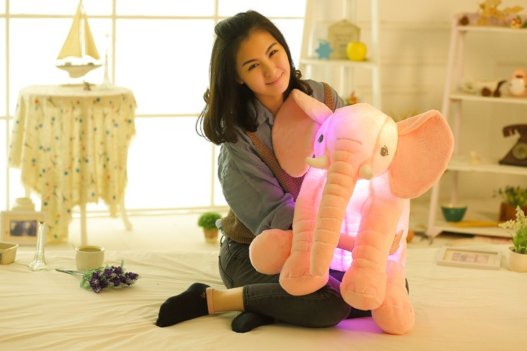 60cm-Elephant-appease-plush-soft-baby-pillow-with-light-and-sound-2016-New-Large-High-quality (2)
