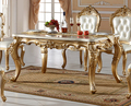 dining table and chair with classic style 0409