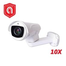 1080P Bullet PTZ IP Camera Outdoor POE 10X  Optical Zoom Auto Focus Lens 2MP 5MP CCTV IP Camera Outdoor Surveillance POE Onvif
