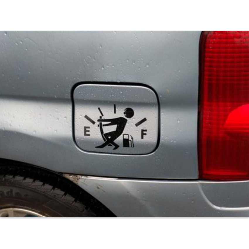 Funny Car Sticker Fuel Tank StickerS Decal FOR Acura MDX