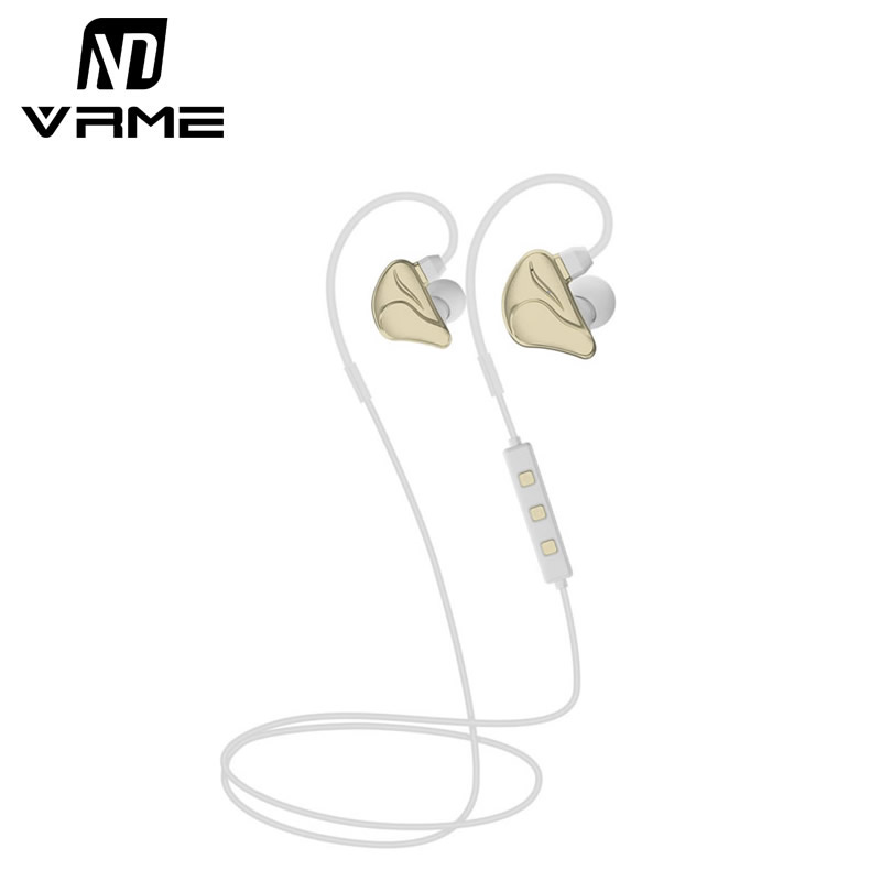 Wireless Earphones with Microphone Hifi Sport Headphones for Running Gym Stereo Bluetooth Headset For iPhone 7 6s 5 iPad Samsung