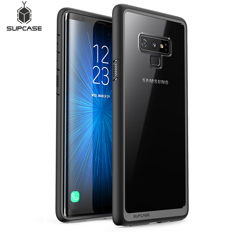 brand new f8d2a e8423 US $12.99 |SUPCASE Cover For Samsung Galaxy Note 9 Case UB Style Premium  Hybrid TPU Bumper Protective Clear Case For Note 9 2018 Release-in Fitted  ...