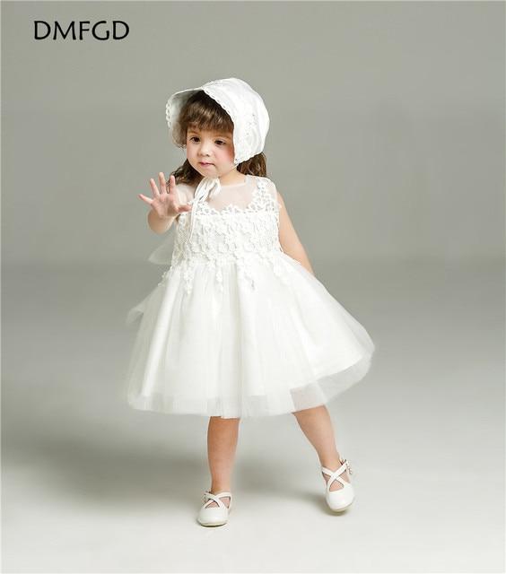 9b3dc186ac94b Maggie robe de mariage de bébé fille pleine lune ans de mariage robe robe  de mariage