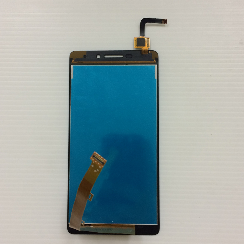 For Lenovo Vibe P1m Touch Screen Panel Digitizer Sensor Glass + LCD Display Monitor Panel Module Assembly