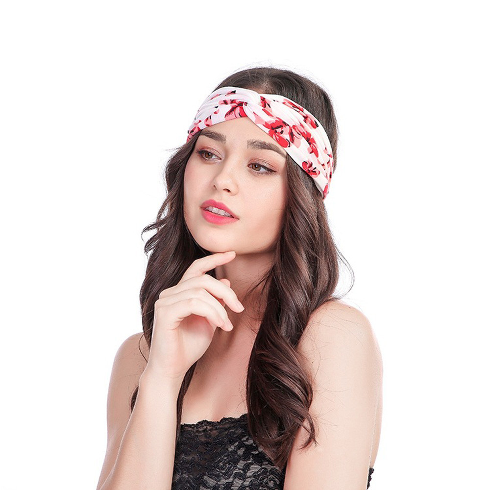 Hairband Fairy Women Elastic Turban Head Wrap Headband Twisted Hair Band Accesorios Para El Cabello 1379 Back To Search Resultsapparel Accessories