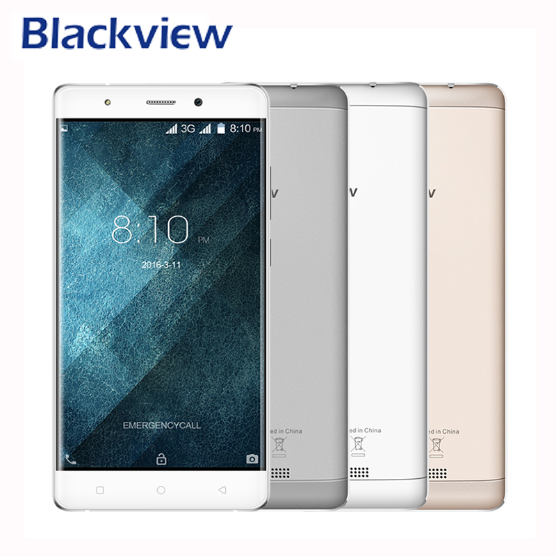 font b Blackview b font A8 Mobile phone 5 0Inch MTK6580A Quad core 1 3GHz