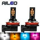 AILEO H11 H8 LED Bul...