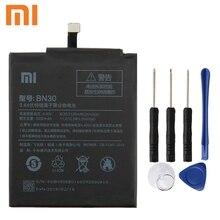 Xiao Mi Xiaomi BN30 Phone Battery For mi Redrice Hongmi 4A 3120mAh Original Replacement + Tool