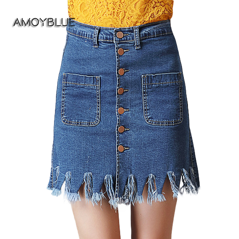 Denim Mini Skirt Size 10 Promotion-Shop for Promotional Denim Mini ...
