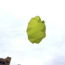 цены на High quality 4-6kg Model aircraft nylon parachute Ejection Umbrella with lanyard for FPV Drone outdoor uav landing protection  в интернет-магазинах