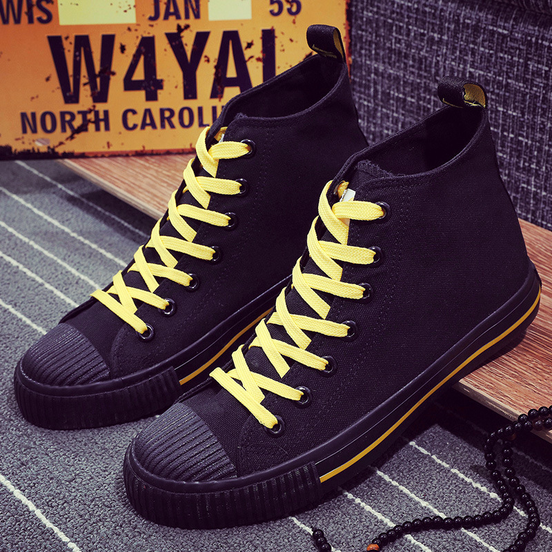 Fashion 2018 Winter Canvas Shoes Men/'s Low Top Sneakers Male Fashion Brand Shoes