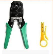 Одежда высшего качества RJ45 RJ11 RJ12 Провода кабель щипцы для обжима PC Network Tool, Бесплатная доставка Оптовая продажа