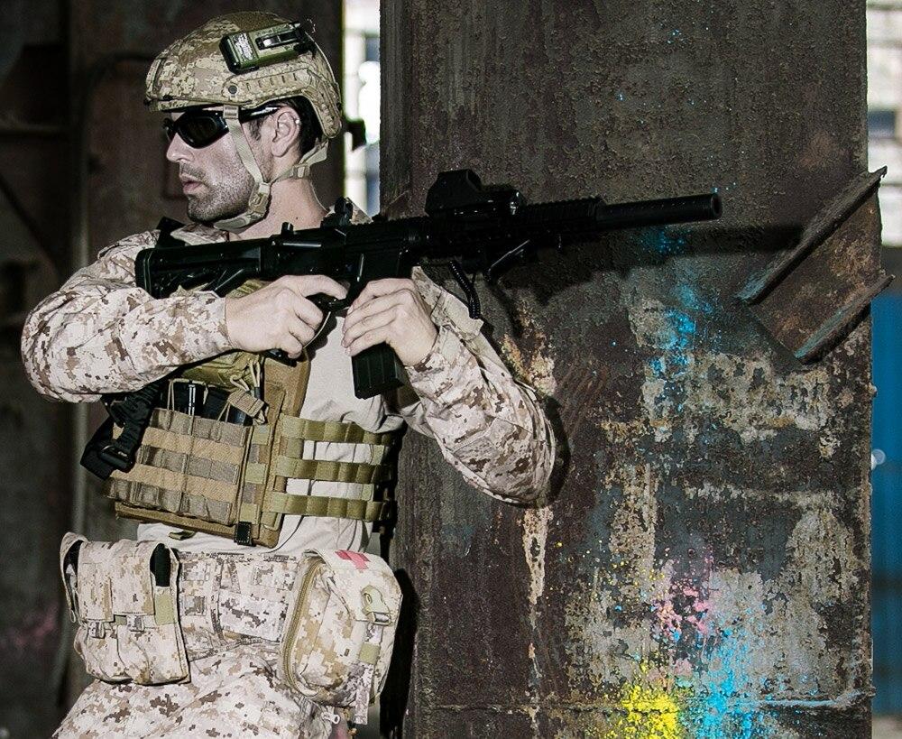 Zielfernrohr Mit Entfernungsmesser Xxl : Emersongear gen2 bdu airsoft kampf anzug tactical hemd hosen mit