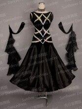 New Top sales New Style ballroom Standard Dance Dress Waltz Competition Dress Women Ballroom Dance Dress