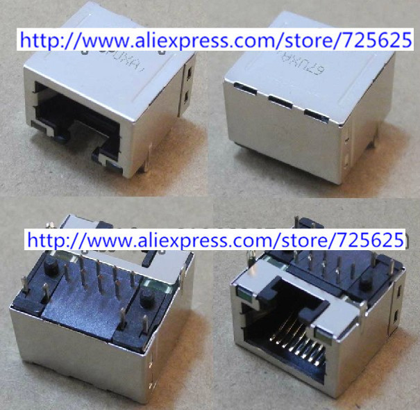 1 X RJ45 Module Network PCB Jack for ACER Aspire 5516 5541 5232 5332 laptop LAN Network Jack Connector