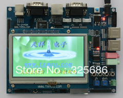 2440 development board TX-2440A ARM9 embedded development board supporting the new upgraded 4.3-inch screen video Free Delivery