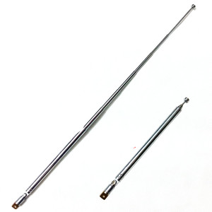 Image 2 - 新オリジナルtecsun PL 660 PL 600 PL 550ラジオ伸縮空中アンテナ交換ラジオ鋼ホイップアンテナ良質