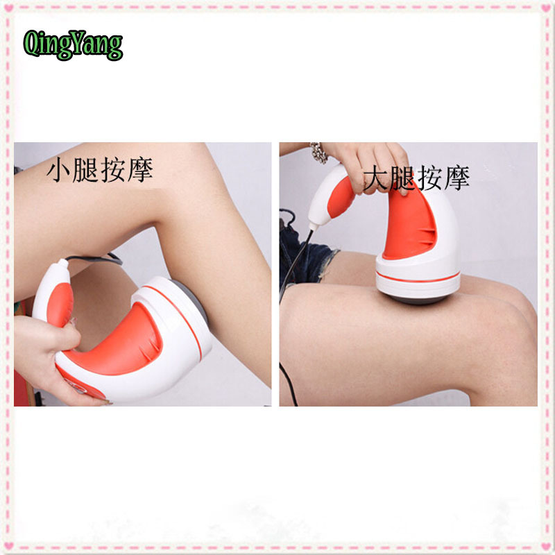 ФОТО Vibrating Massager.Slimming Weight loss Wrap Electric Body Massage.Fat Health Care Infrared Beauty Device Massager