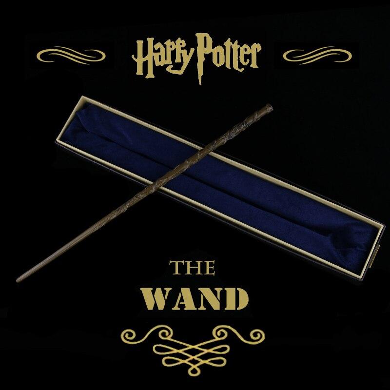 11.11HOT Véritable Harry Potter Actrice Hermione Noyau Métallique Par Peint À La Main Dans la Boîte Parfait Film Thème Cos Accessoires