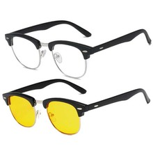 Computer Glasses Anti Blue Ray Glasses Optical Eye Spectacle UV Protect Gaming E