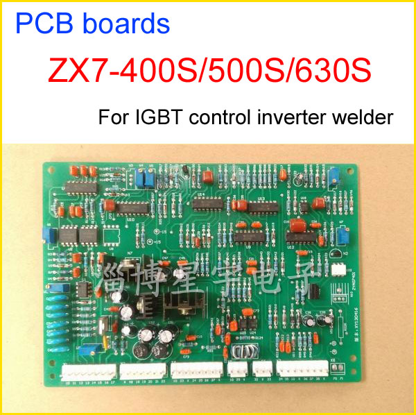 ZX7-400S/500S/630S pcb control board for tayor mma inverter welding machine 1pc used s inverter board a5e00296878 zl02