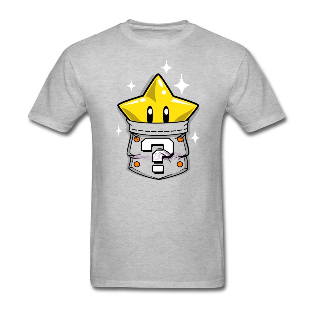 Design your own eco-friendly t-shirt - Reasonable Price Pocket Star Tees Males Organic Cotton Design Your Own T Shirt Man Short Sleeve