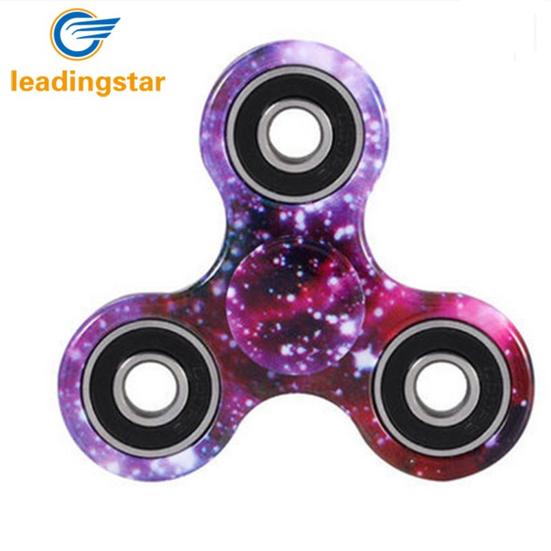 LeadingStar 20pcs Hand Spinner Fidget Spinner Tri Spinning Finger Toys for Autism and ADHD Relief Focus Anxiety Stress Toys luminous tri fidget hand spinner light in dark edc tri spinner finger toys relieve anxiety autism adhd for child