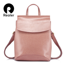 REALER ladies multifunctional fashion women shoulder bag fem