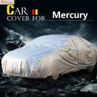 Buildreamen2 Car Cover Anti UV Sun Snow Rain Dust Protector Cover For Mercury Mariner Monterey Sable Mountaineer Cougar Villager