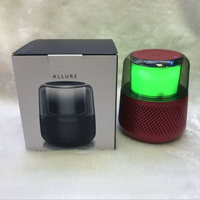 Makescc Light Good Bass Mini Portable HI FI Speaker With Big Sound And Beautiful Design Suit For Gift