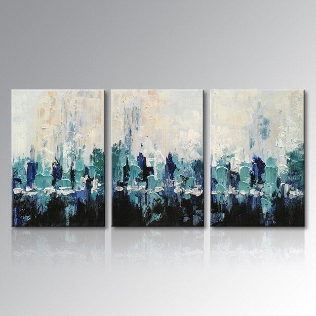 EVERFUN ART 100% genuine handmade by artist framed canvas painting ...