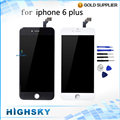 AAAA Tested For iPhone 6 plus LCD Display + Touch Screen Digitizer Glass with Frame Assembly Free Tools 1 Piece Free Shipping