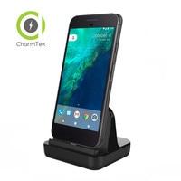 CharmTek Usb C Dock Station Stand Support 3A Rapid Charging For Google Pixel XL Nexus 6P