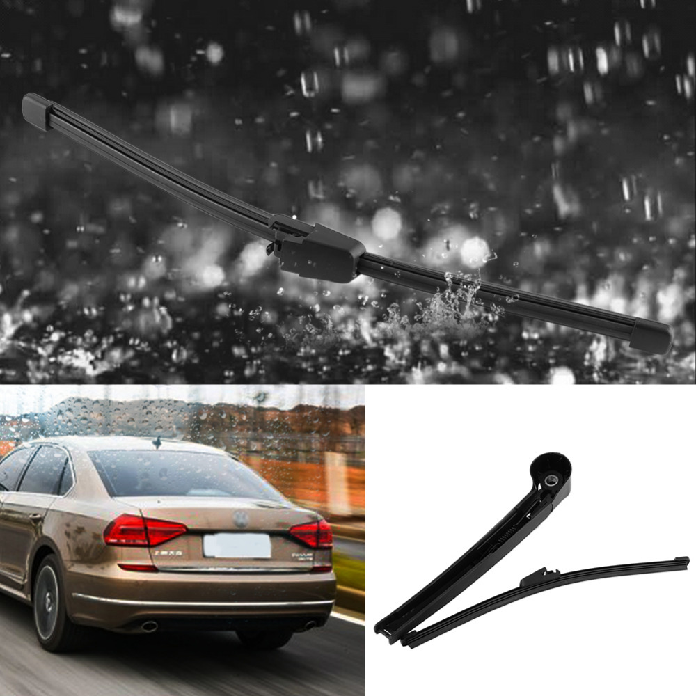 Car Rear Window Windshield Wiper Arm and Blade rear wiper arm for VW Volkswagen Passat Variant B6 and B7 2005-2014