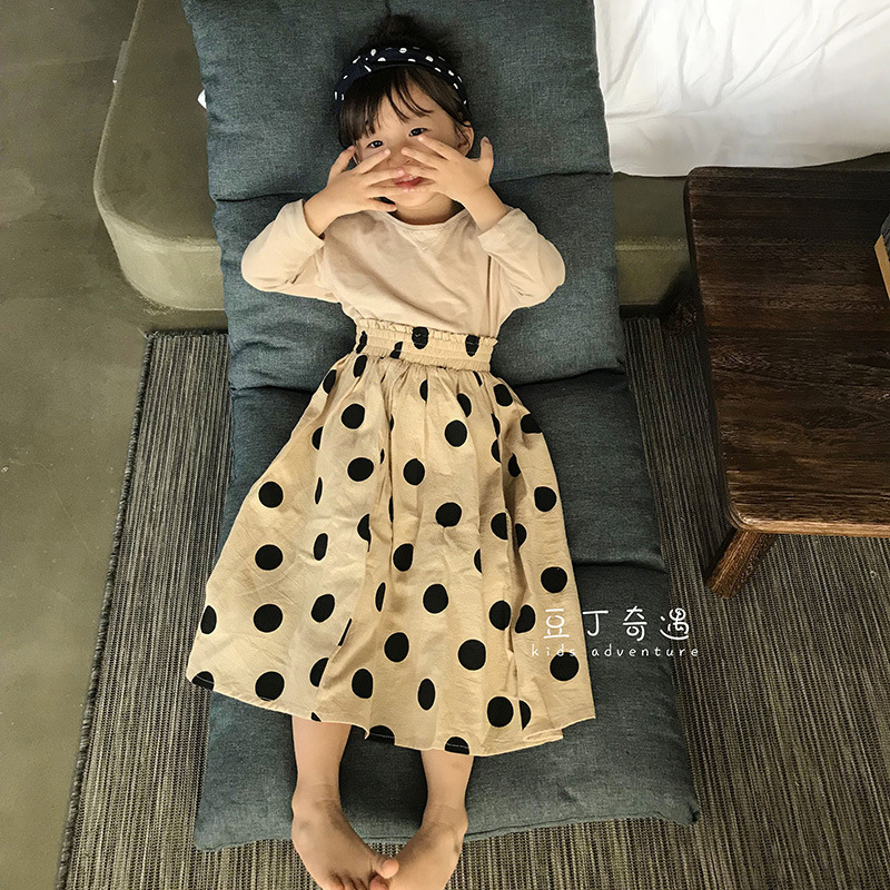 2019 Baby Girls Japan And Korean Style Dress