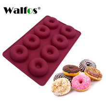 Silicone Doughnut Chocolate Mold