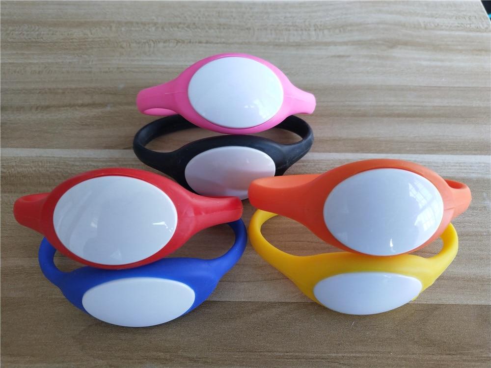 T5577 Proximity Duplicator Copy 125khz RFID Tag Silicone NFC Wristband Bracelet turck proximity switch bi2 g12sk an6x