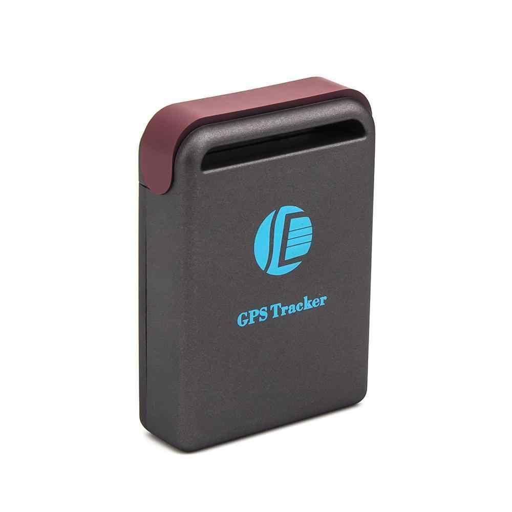Śledzenie w czasie rzeczywistym quan-band GPS GSM alarm niskiego poziomu naładowania baterii SOS, bez pudełka do sprzedaży detalicznej