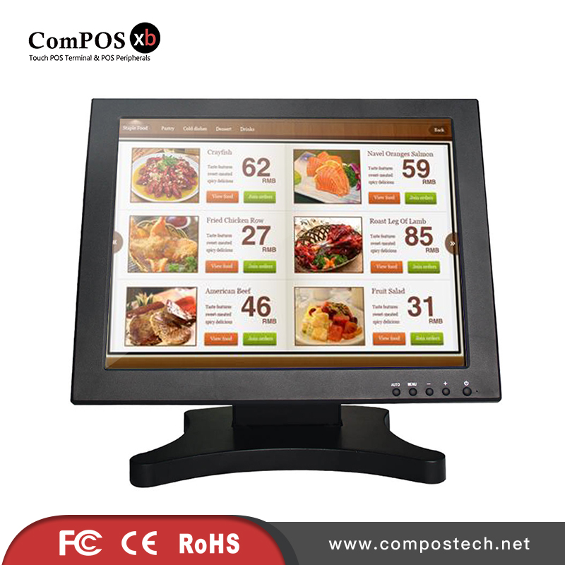 15 inch Desktop Touch screen LCD Monitor Manufacturer for tablet pos machine sast 10 1 inch display nintaus machine singing old machine 50p lcd screen hw101f 0b 0c 50