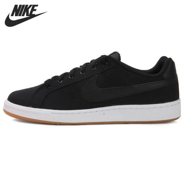 size 40 c998e 6fade Original New Arrival 2018 NIKE COURT ROYALE CANVAS Men s Skateboarding  Shoes Sneakers