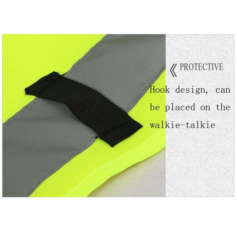 Reflective Safety Vest 013
